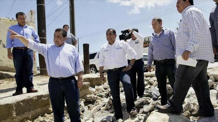Suspenden actividad en centros nocturnos de Los Cabos por ciclón