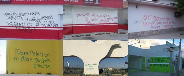 0 a pintas en la paz bcs grafitis