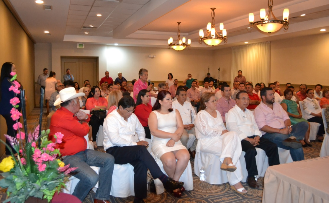 Elige PRI a sus delegados rumbo a la XXII Asamblea Nacional