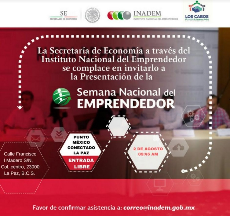 Mujeres e industria 4.0, principales ejes de la Semana del Emprendedor