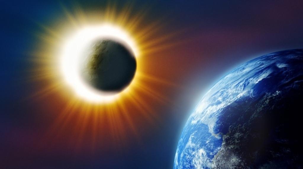 Alertan sobre no ver directamente el eclipse
