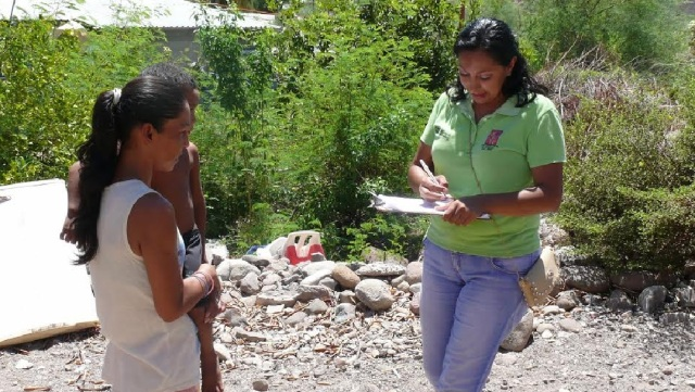 """Siguen distribuyendo víveres para afectados por """"LIDIA"""" en Mulegé"""