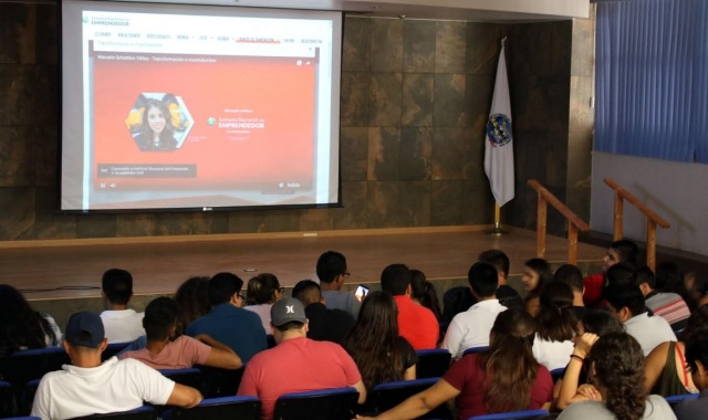 Inicia Semana Nacional del Emprendedor en la #UABCS