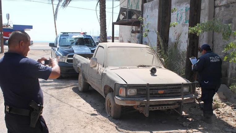 programa de retiro de vehiculos en california Que todos los carros en #MULEGÉ tengan sus papeles en regla ...