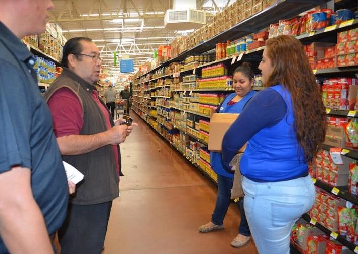 Walmart dispuesta a dialogar ante posible huelga de sus trabajadores en México