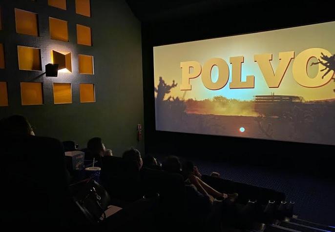 """Se realizó la premier de la película """"Polvo"""", filmada en San Ignacio - Colectivo Pericu"""