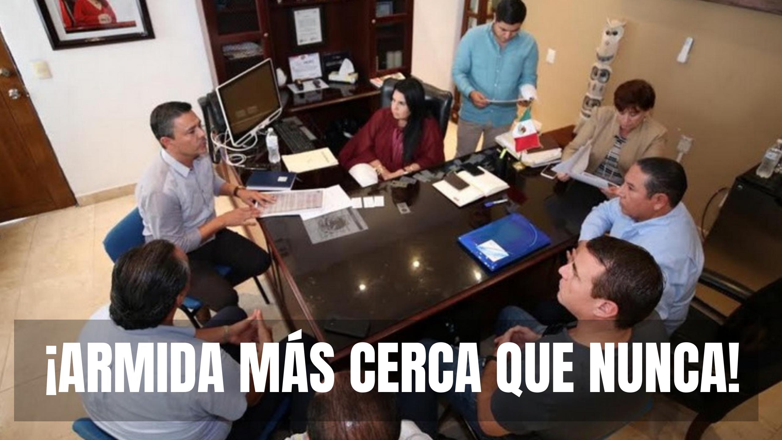 ¡Gobierno municipal con todo el apoyo para Cabo San Lucas! - Colectivo Pericu